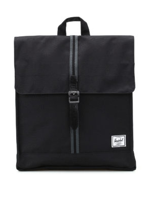 Herschel: backpacks - City Mid black backpack