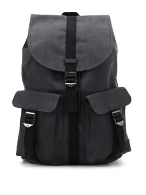 Herschel: backpacks - Dawson cotton canvas backpack