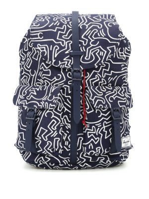Herschel: backpacks - Dawson printed backpack