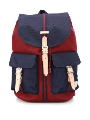 Herschel: backpacks - Dawson two-tone backpack