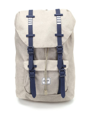 Herschel: backpacks - Little America Mid beige backpack