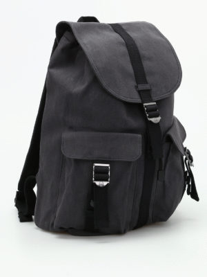 Herschel: backpacks online - Dawson cotton canvas backpack