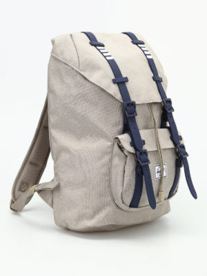 Herschel: backpacks online - Little America Mid beige backpack