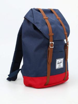 Herschel: backpacks online - Retreat bicolor backback