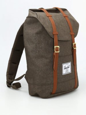 Herschel: backpacks online - Retreat bicolor backback