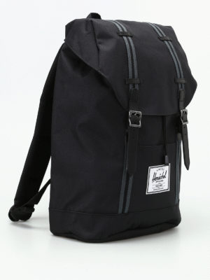 Herschel: backpacks online - Retreat black backpack