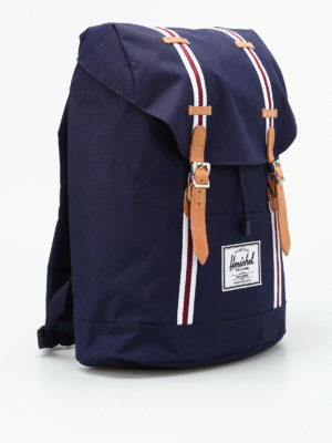 Herschel: backpacks online - Retreat blue backpack