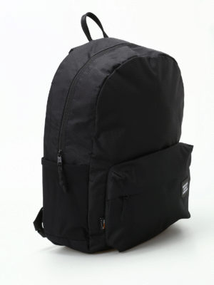Herschel: backpacks online - Rundle black waterproof backpack