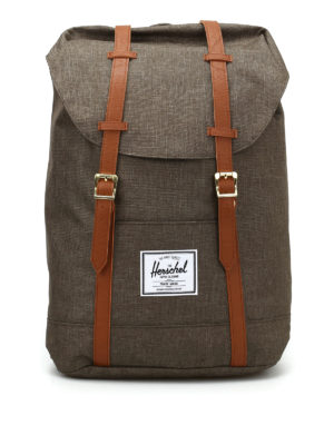 Herschel: backpacks - Retreat bicolor backback