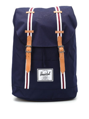 Herschel: backpacks - Retreat blue backpack