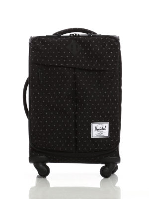 Herschel: Luggage & Travel bags - Highland patterned carry-on