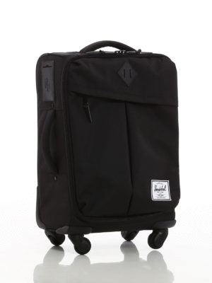 Herschel: Luggage & Travel bags online - Highland black carry-on