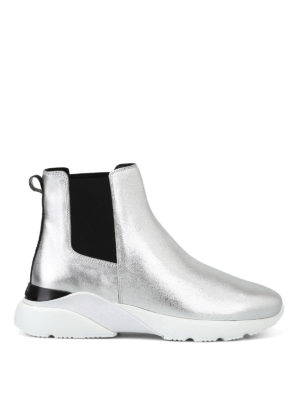 HOGAN  tronchetti - Stivaletti Active One H385 modello sneaker 307e236d33a