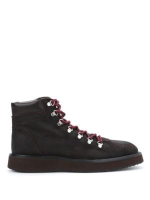 Hogan: ankle boots - H271 Route hiking boot s