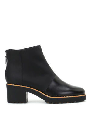 Hogan: ankle boots - H277 leather ankle boots