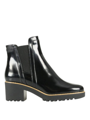 Hogan: ankle boots - H277 leather Chelsea boots