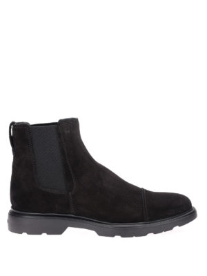Hogan: ankle boots - H304 New Route booties