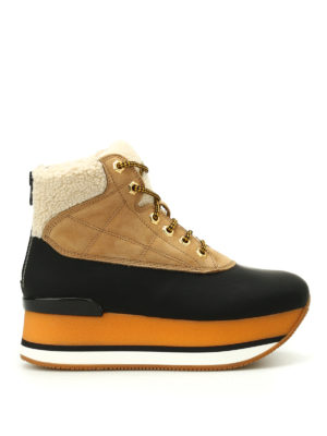 Hogan: ankle boots - H328 Duck Mountain booties