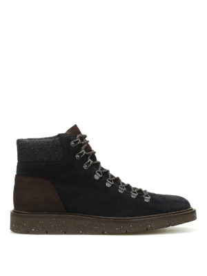 Hogan: ankle boots - H334 hiking boots