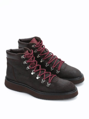 Hogan: ankle boots online - H271 Route hiking boot s