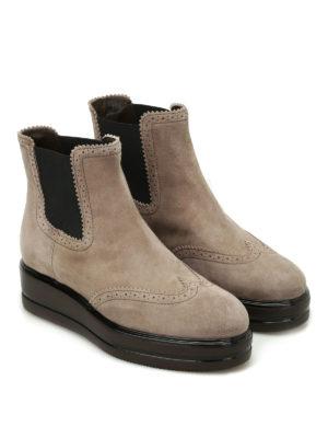 Hogan: ankle boots online - H323 Chelsea boots