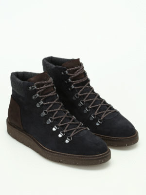 Hogan: ankle boots online - H334 hiking boots