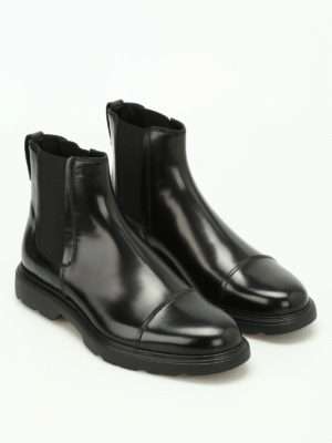 Hogan: ankle boots online - New Route Chelsea ankle boots
