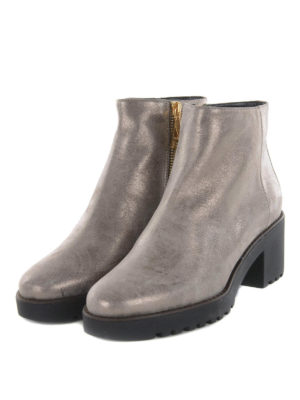 Hogan: ankle boots online - Route H277 suede ankle boots
