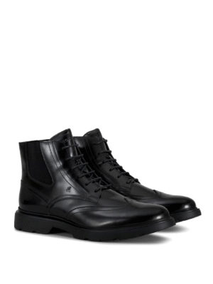 Hogan: ankle boots online - Route H304 lace-ups ankle boots
