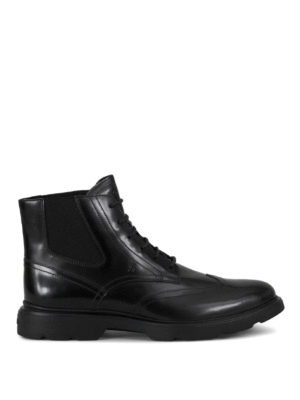 Hogan: ankle boots - Route H304 lace-ups ankle boots