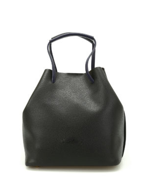 Hogan: Bucket bags - Contrasting handles Iconic bag