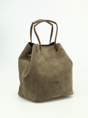 Hogan: Bucket bags online - Iconic suede bag