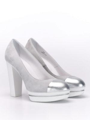 Hogan: court shoes online - H313 pumps