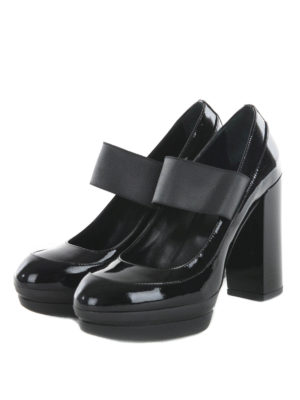Hogan: court shoes online - Opty leather pumps