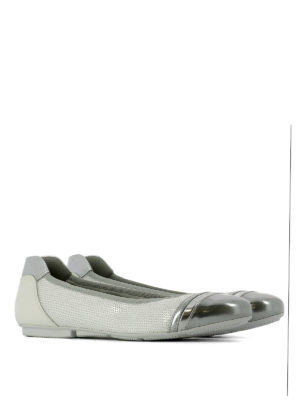 Hogan: flat shoes online - Wrap H144 ballerinas