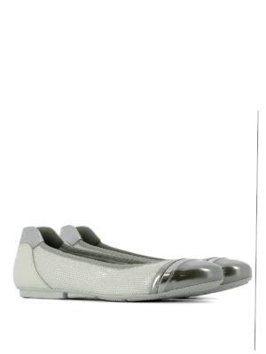 Hogan: flat shoes online - Wrap H144 ballerinas
