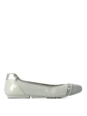 Hogan: flat shoes - Wrap H144 ballerinas