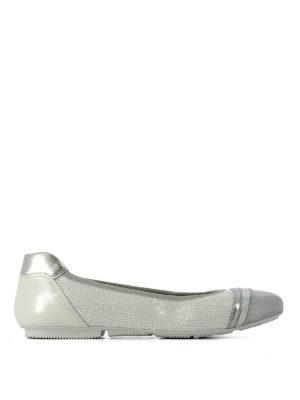 Hogan: flat shoes - Wrap H144 ballerinas