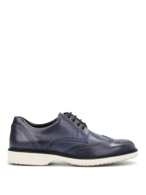 Hogan: lace-ups shoes - Derby Route H217