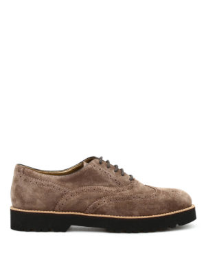 Hogan: lace-ups shoes - H259 Route lace-ups