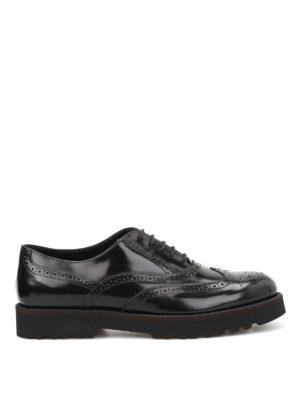 Hogan: lace-ups shoes - H259 Route lace-ups