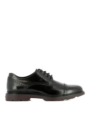 Hogan: lace-ups shoes - H304 New Route Derby lace-ups