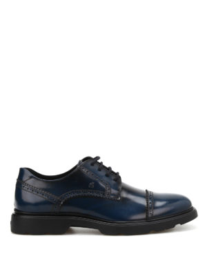 Hogan: lace-ups shoes - H304 New Route Derby shoes