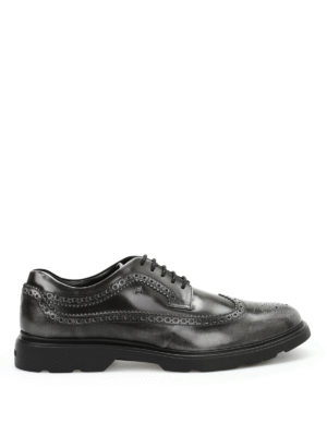 Hogan: lace-ups shoes - New Route derby shoes