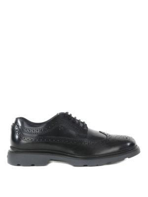 Hogan: lace-ups shoes - New Route Derby shoes