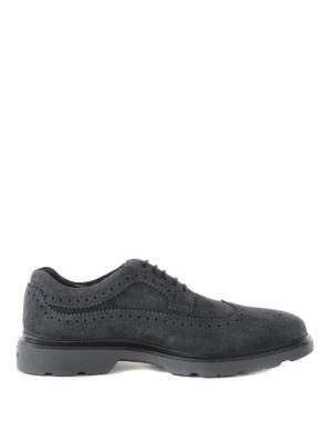 Hogan: lace-ups shoes - New Route lace-up shoes
