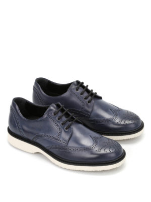 Hogan: lace-ups shoes online - Derby Route H217