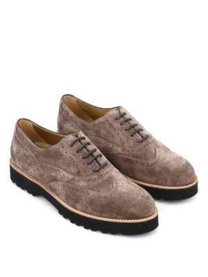 Hogan: lace-ups shoes online - H259 Route lace-ups