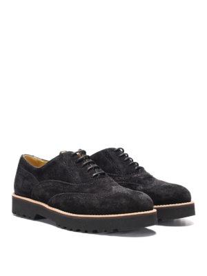 Hogan: lace-ups shoes online - H259 Route lace-ups