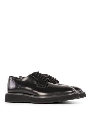 Hogan: lace-ups shoes online - H271 Route leather derby shoes